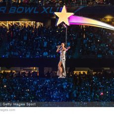 katy perry half time at the super bowl