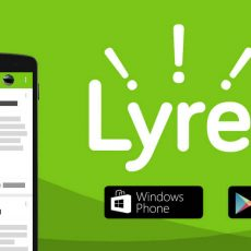 Lyreka Mobile App for Android and Windows